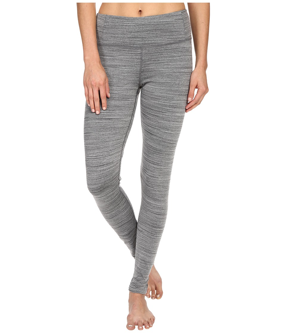 Manduka - Essential Leggings (Dark Heather Grey) Women's Casual Pants