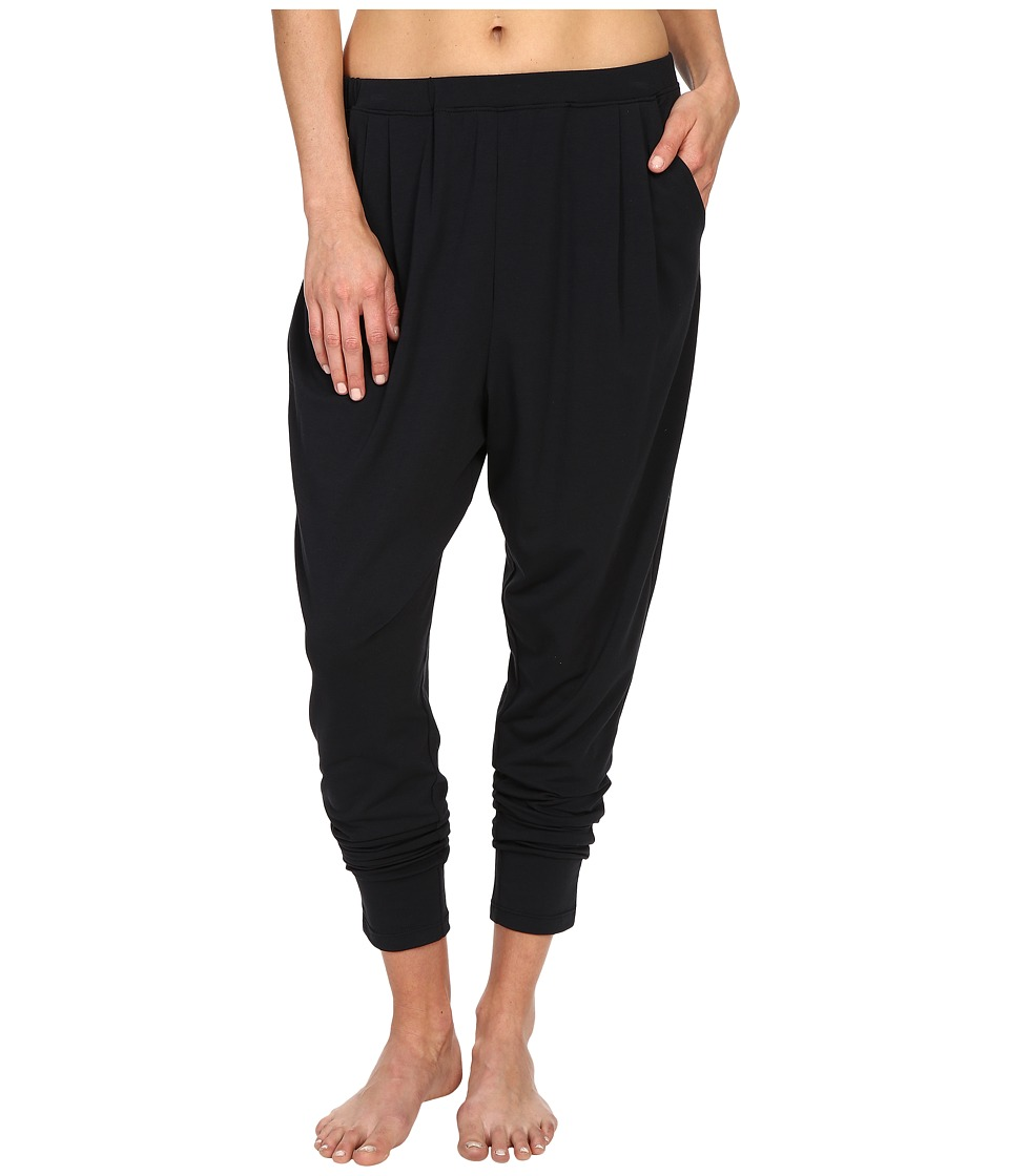Manduka - Assuage Pants (Black) Women's Casual Pants