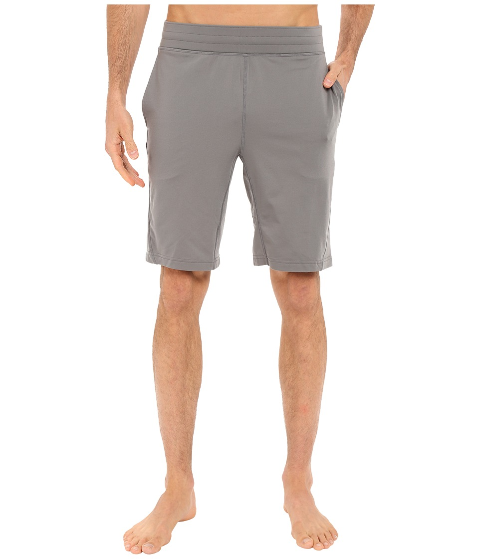 Manduka - The Now Shorts (Fog) Men's Shorts