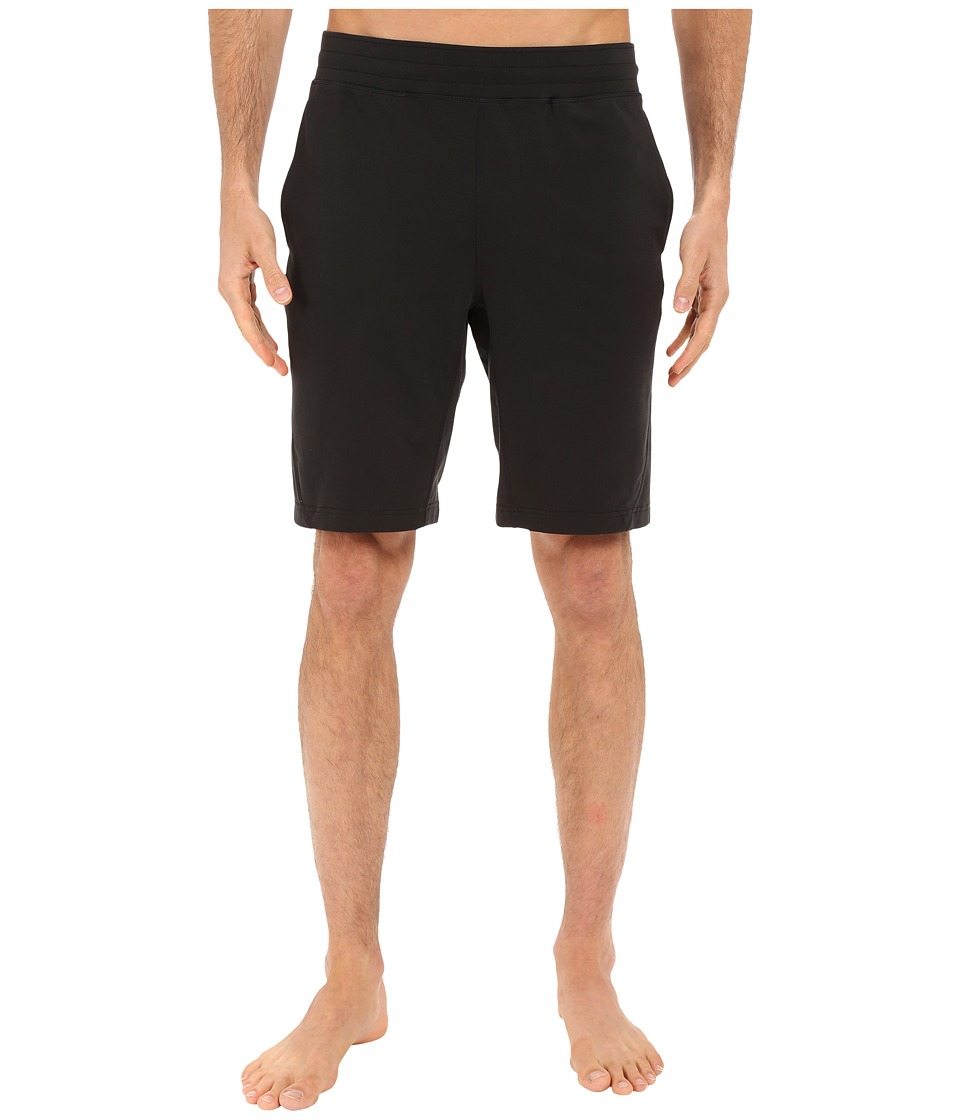 Manduka - The Now Shorts (Black) Men's Shorts