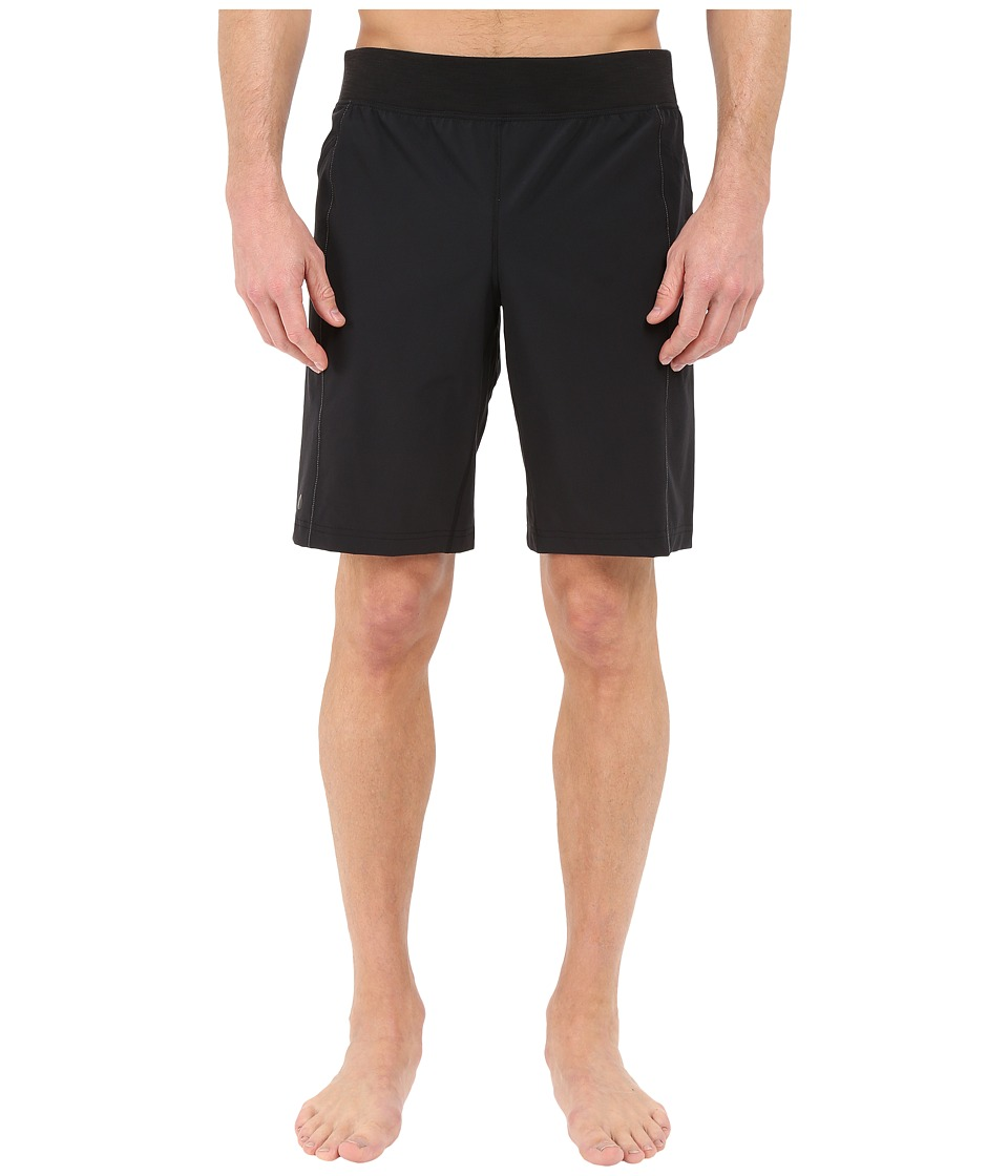 Manduka - The Daily Shorts (Black) Men's Shorts