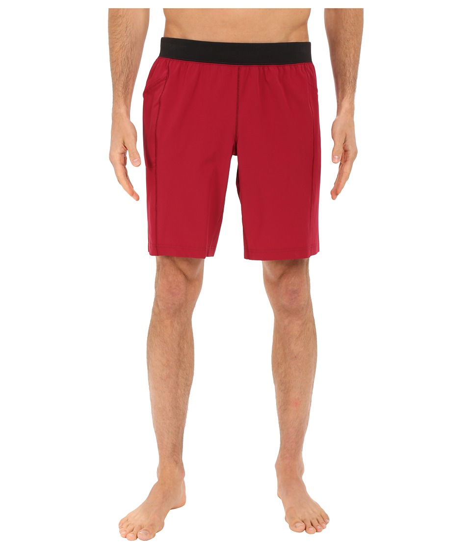 Manduka - The Daily Shorts (Cordovan) Men's Shorts