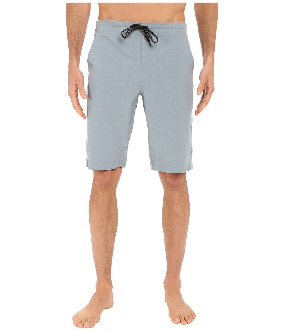 Manduka - Homme Shorts (Chambray) Men's Shorts