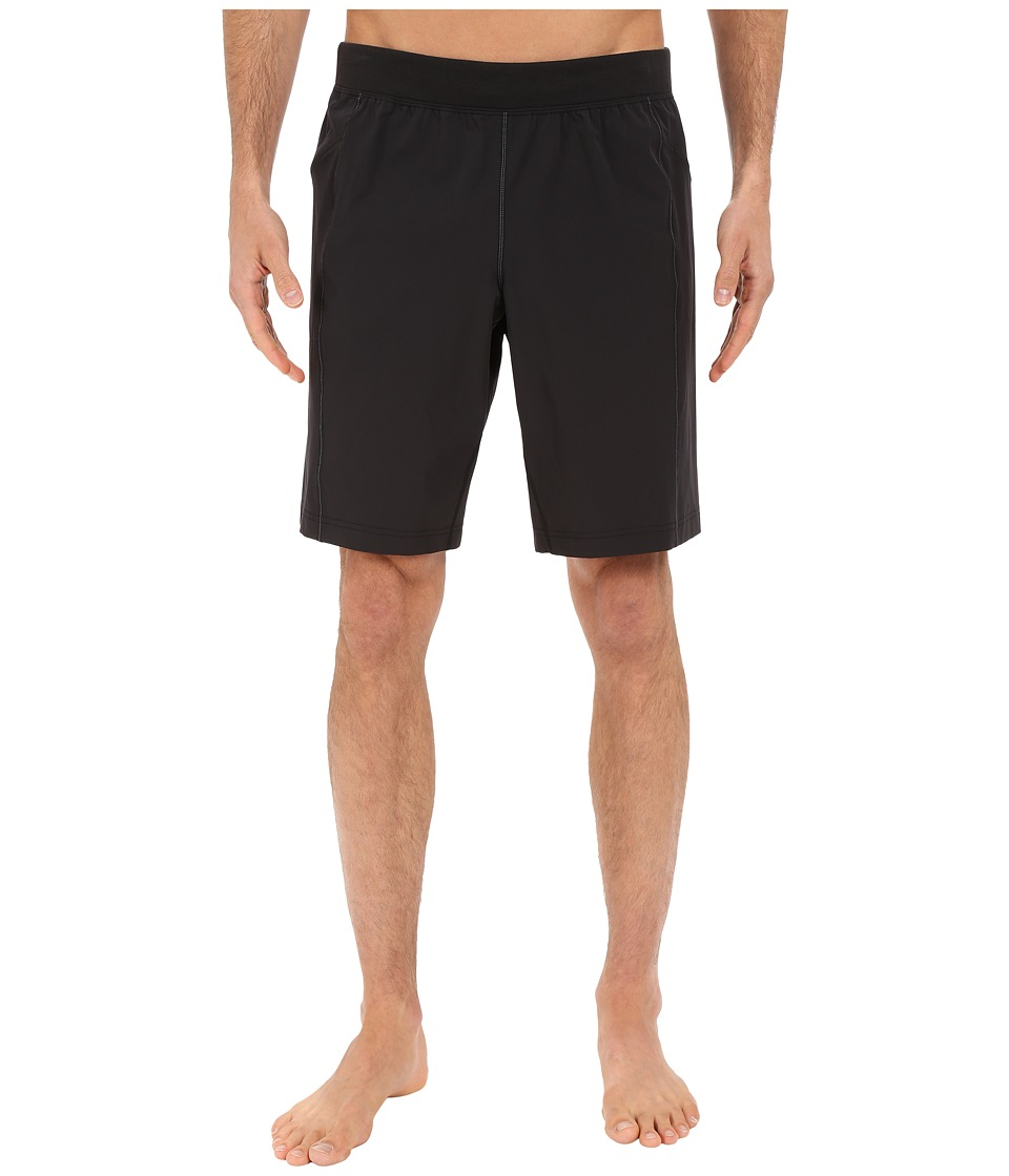 Manduka - Kaze Shorts (Black) Men's Shorts