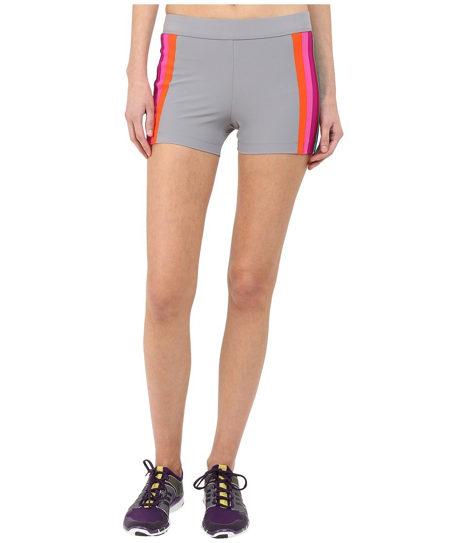 NO KA'OI - Poi Shorts (Grey) Women's Shorts