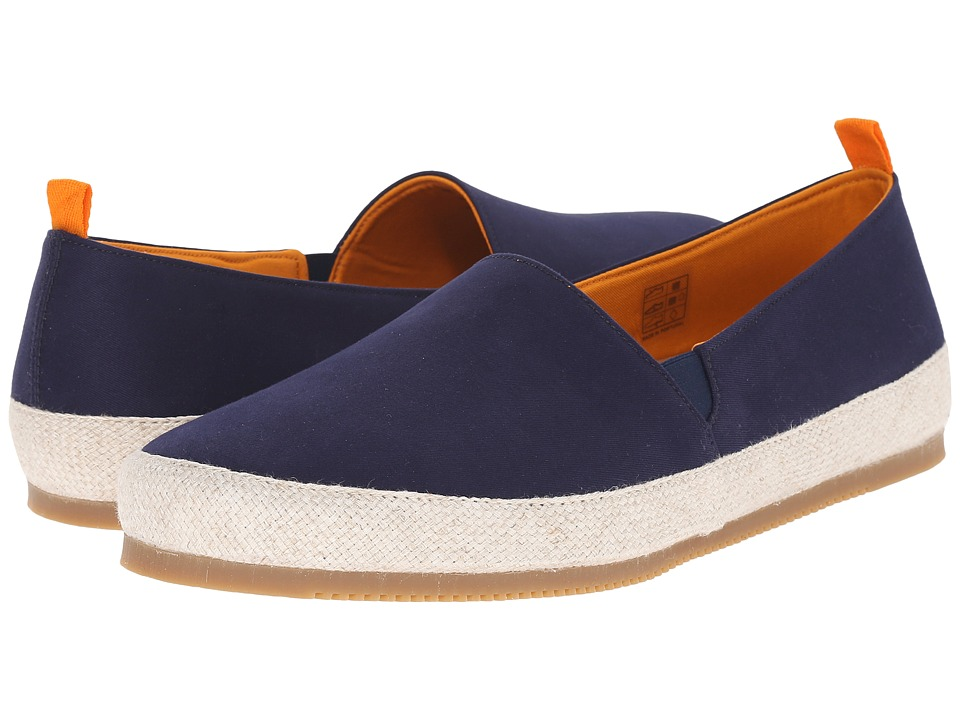 Mulo - Cotton Espadrille (Navy) Men's Shoes