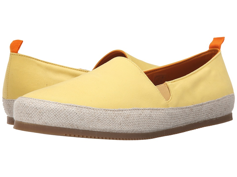 Mulo - Cotton Espadrille (Lemon) Men's Shoes
