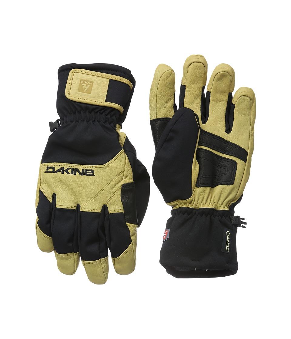 Dakine - Excursion Glove (Black/Tan) Extreme Cold Weather Gloves