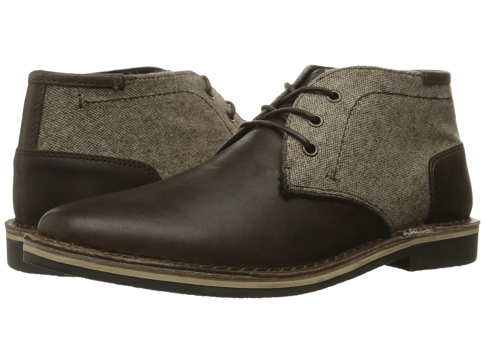Steve Madden Harken (Brown Multi) Men