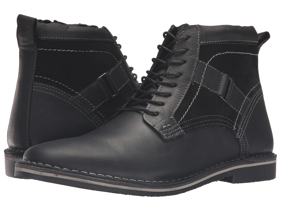 Steve Madden Hethrow (Black) Men