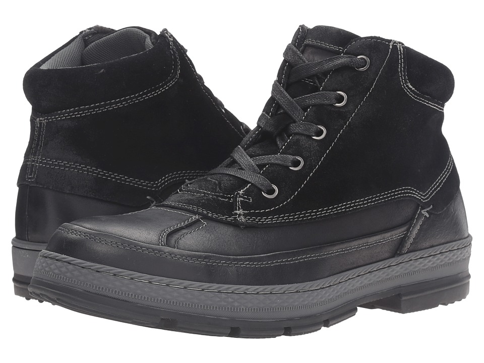 Steve Madden Belicose (Black) Men