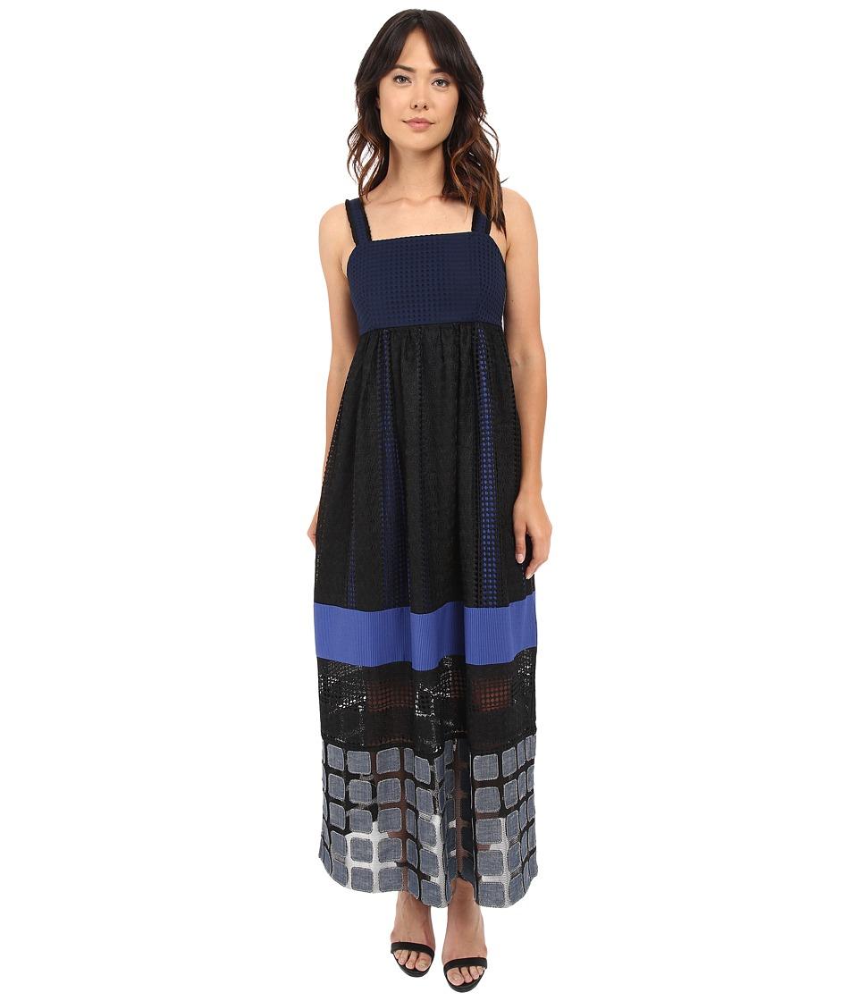LOVE Binetti - Ratt Dress (Black) Women's Dress