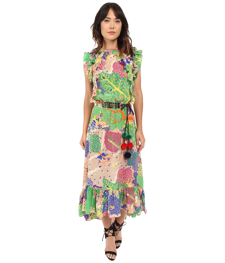 LOVE Binetti - The Police Dress (Monet Print) Women's Dress