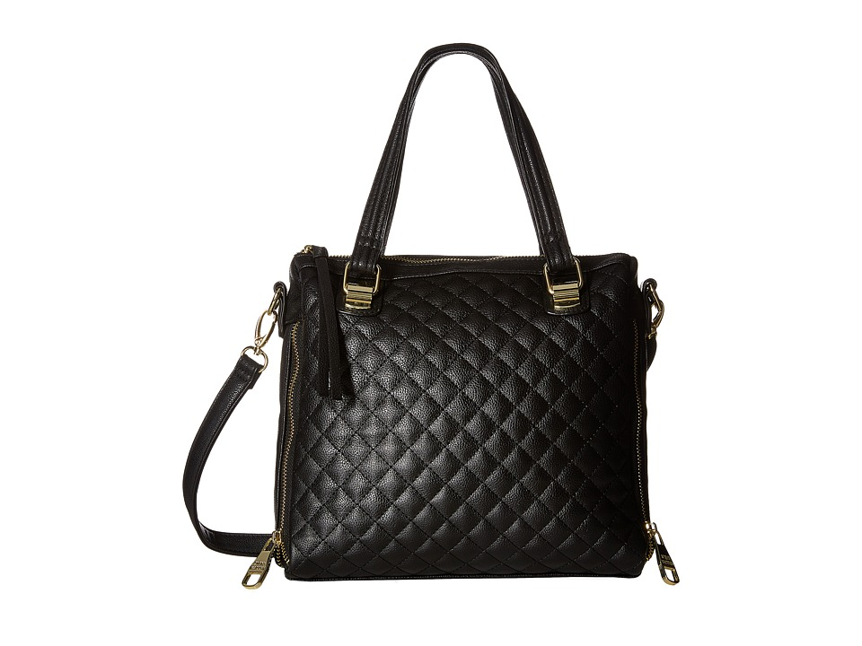 Steve Madden - Mini Bquilty (Black) Handbags