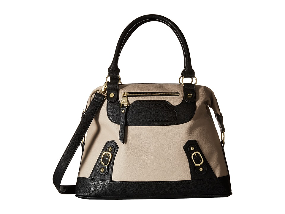 Steve Madden - Bcrissa (Bisque/Black) Handbags