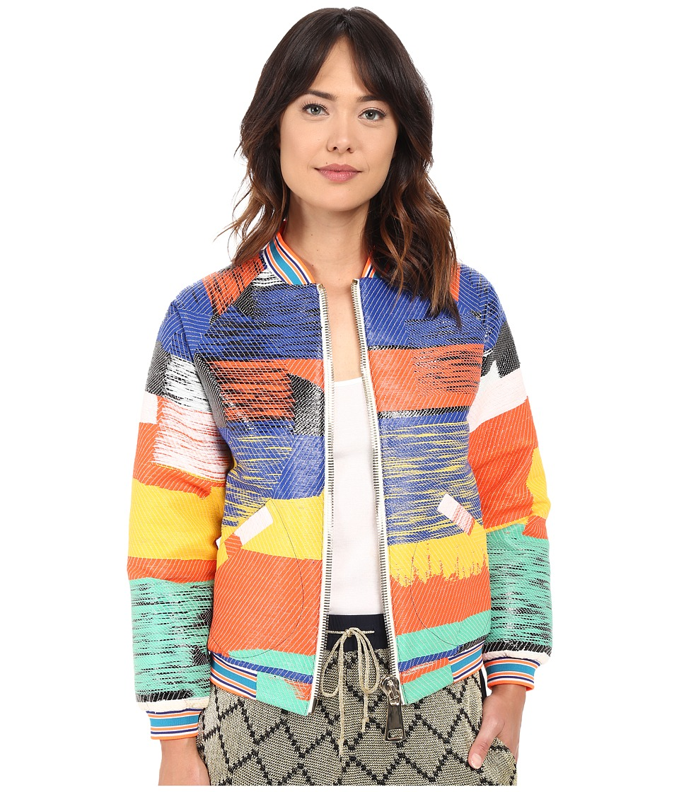 LOVE Binetti - Judas Prist Jacket (Basquiat) Women's Coat