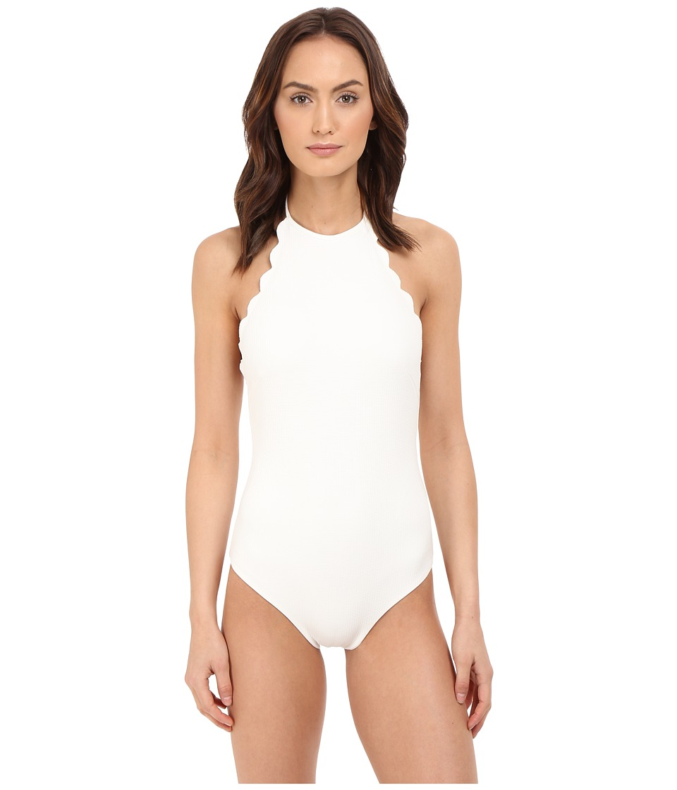 Marysia - Mott Maillot (Off-White) Women's Swimsuits One Piece