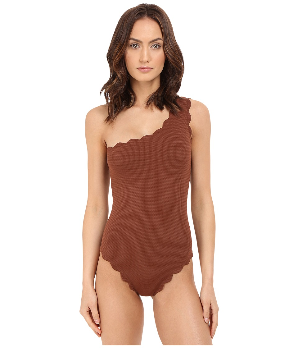 Marysia - Santa Barbara Maillot (Kava) Women's Swimsuits One Piece