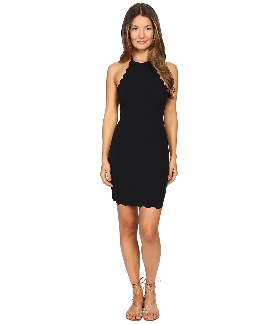 Marysia - Mott Dress Cover-Up (Black) Women's Swimwear