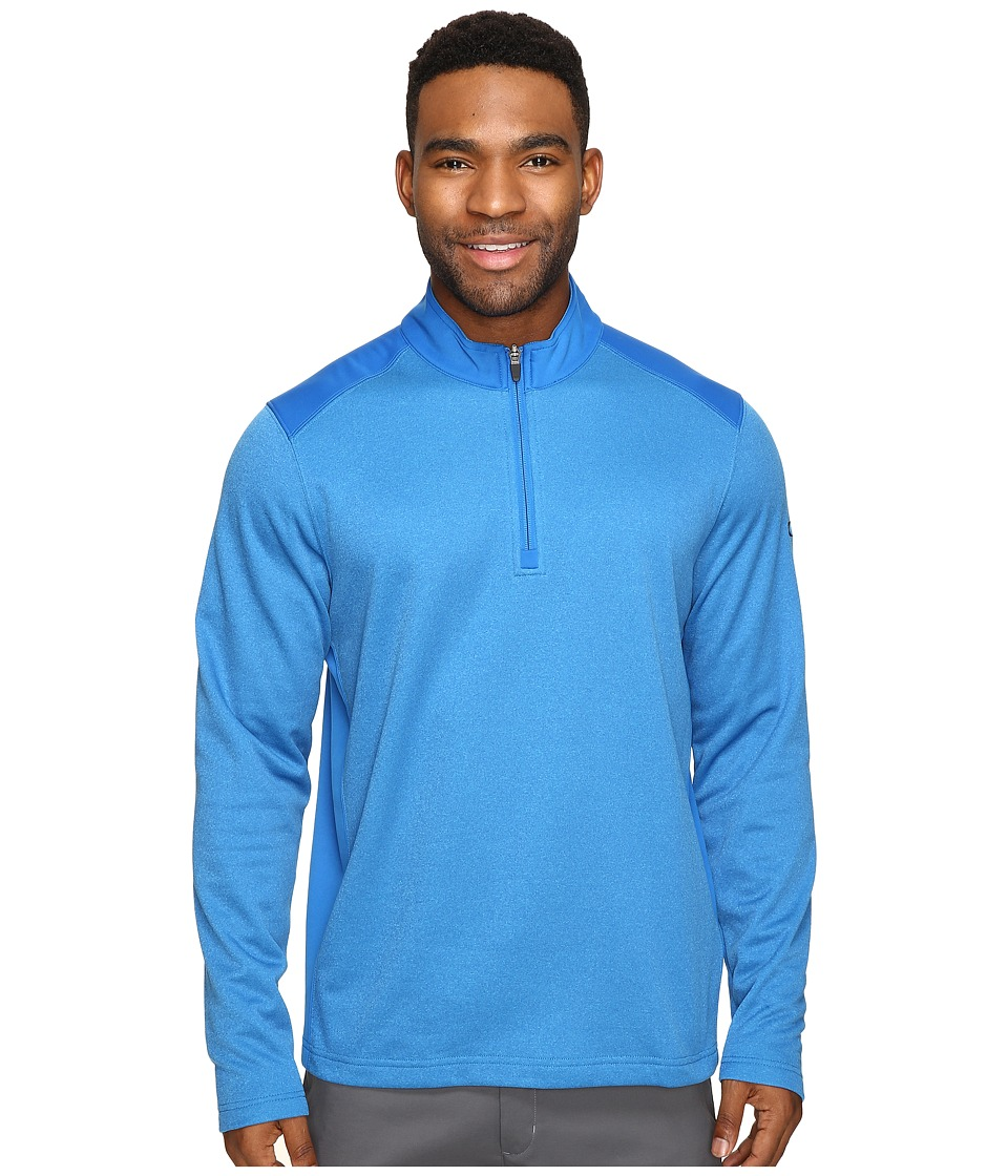 Oakley - Range Pullover 1/4 Zip (Ozone) Men's Clothing