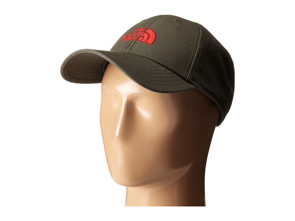 The North Face - 66 Classic Hat (Weimaraner Brown) Caps