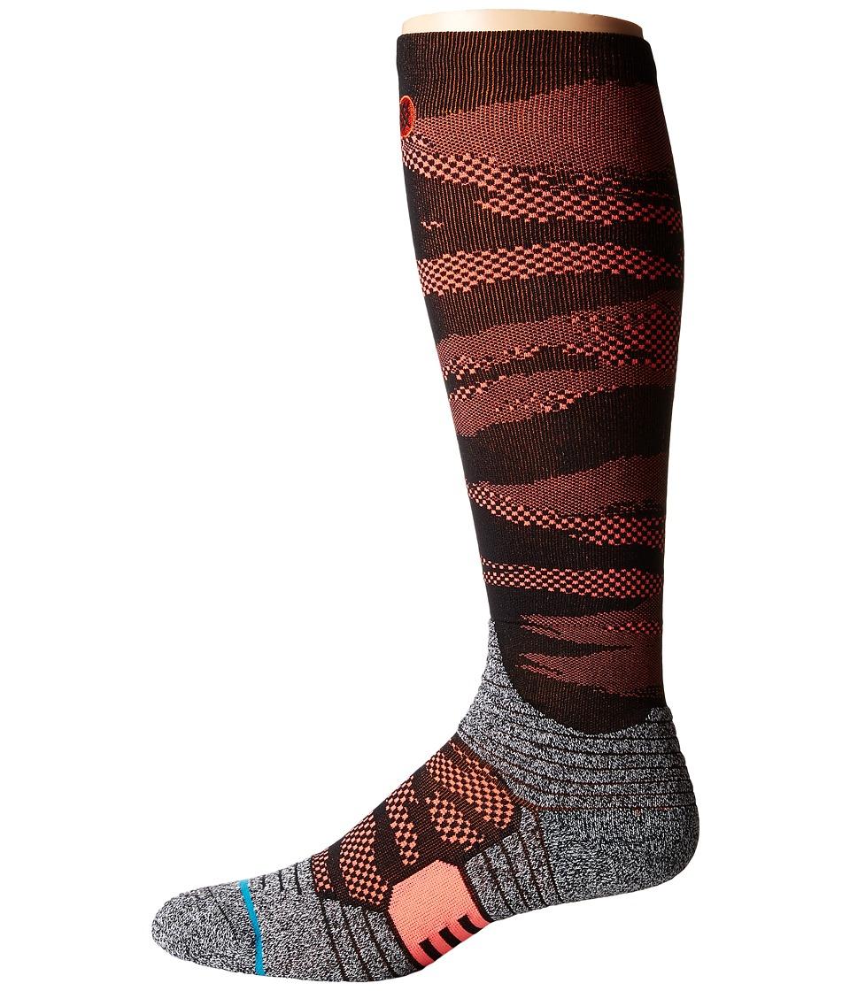 Stance - Raven (Black) Men's Crew Cut Socks Shoes