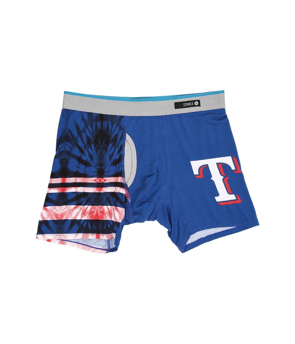 Stance - Tie-Dye Rangers (Blue) Men's Underwear