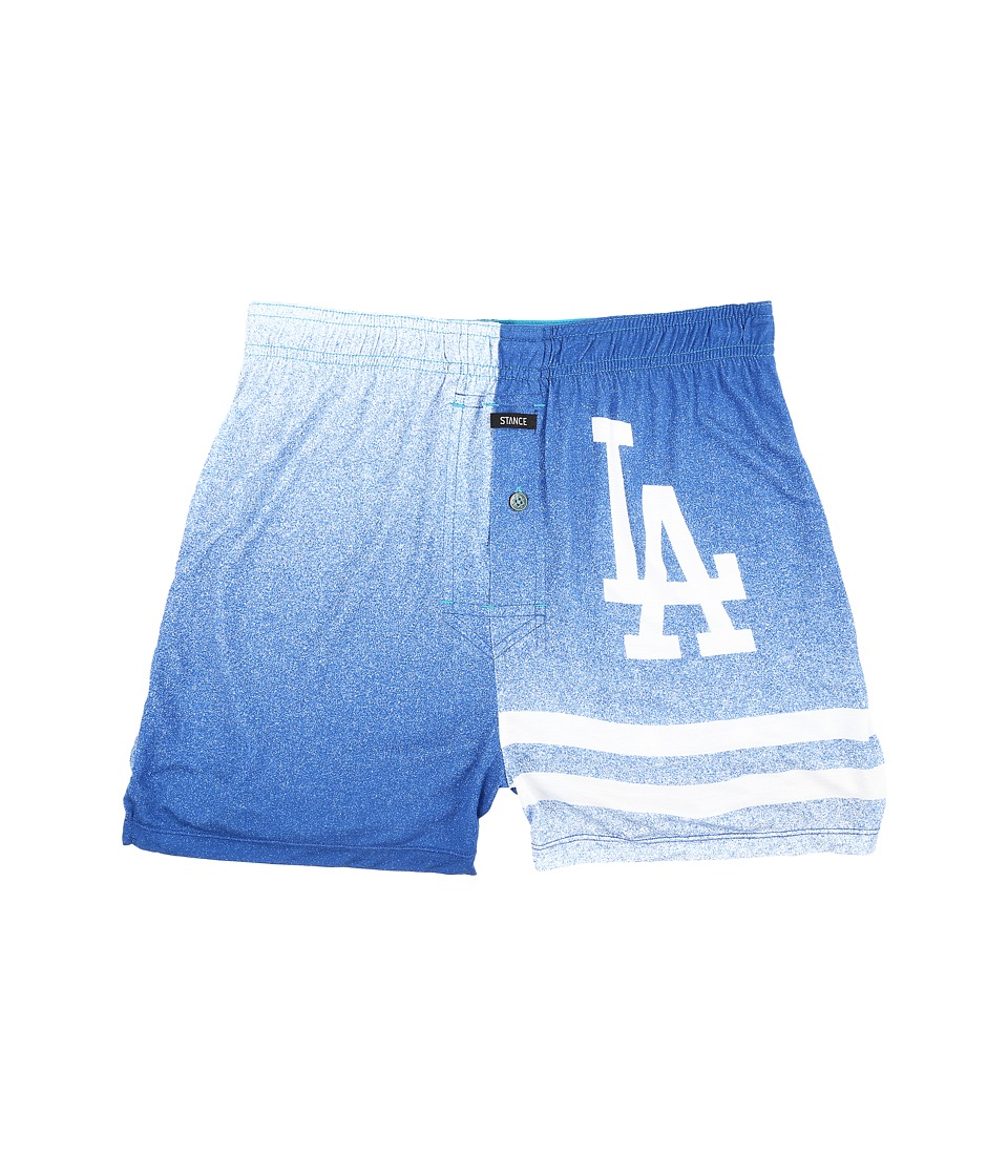 Stance - Fade Dodgers (Blue) Men's Underwear
