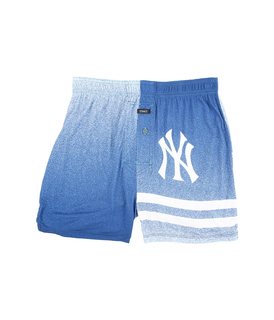 Stance - Fade Yankees (Navy) Men's Underwear