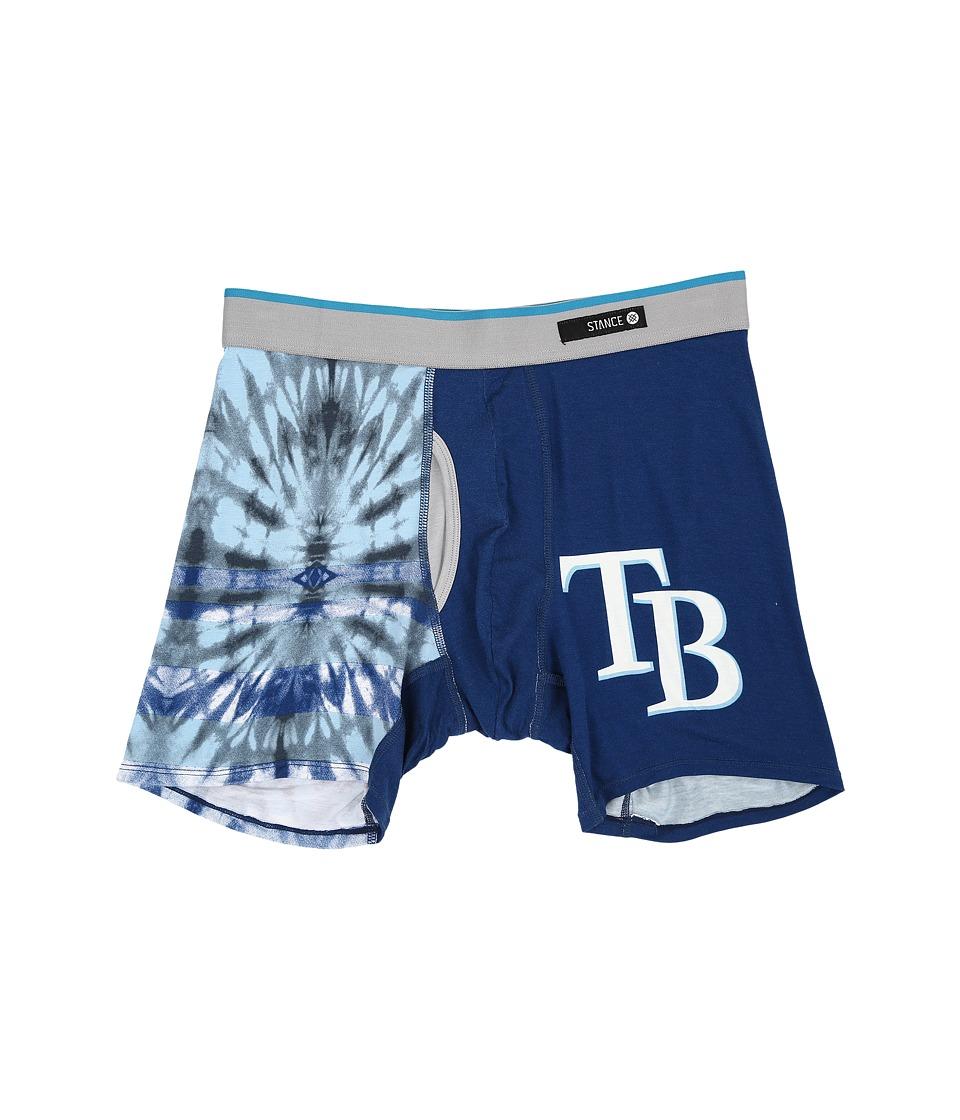 Stance - Tie-Dye Rays (Navy) Men's Underwear