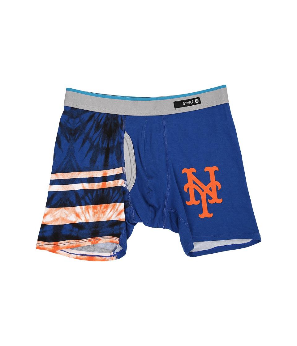 Stance - Tie-Dye Mets (Blue) Men's Underwear