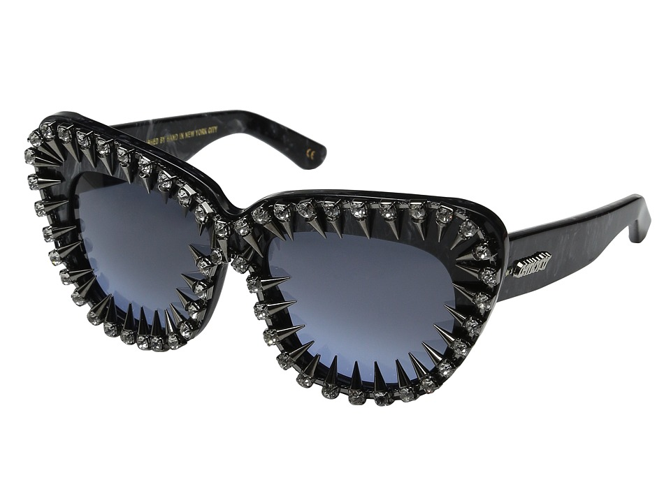 A-Morir - Cindy (Black Marble) Fashion Sunglasses