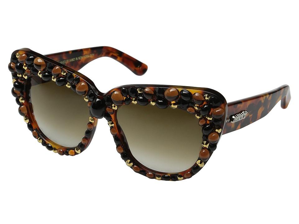 A-Morir - Adams (Tortoise) Fashion Sunglasses