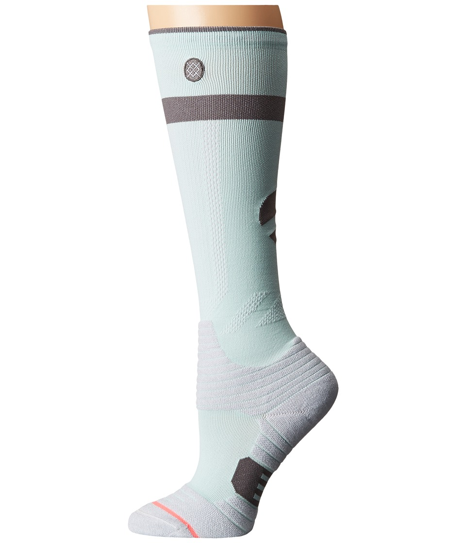 Stance - Alsace (Blue) Women's Crew Cut Socks Shoes