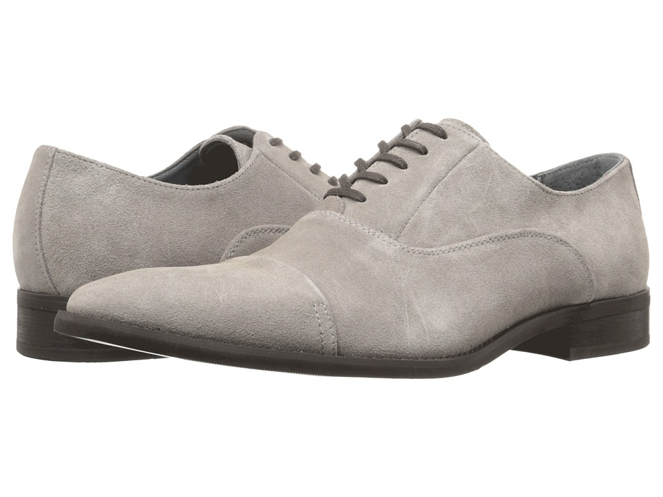 Calvin Klein Radley Toffee Oily Suede Mens Lace up casual Shoes