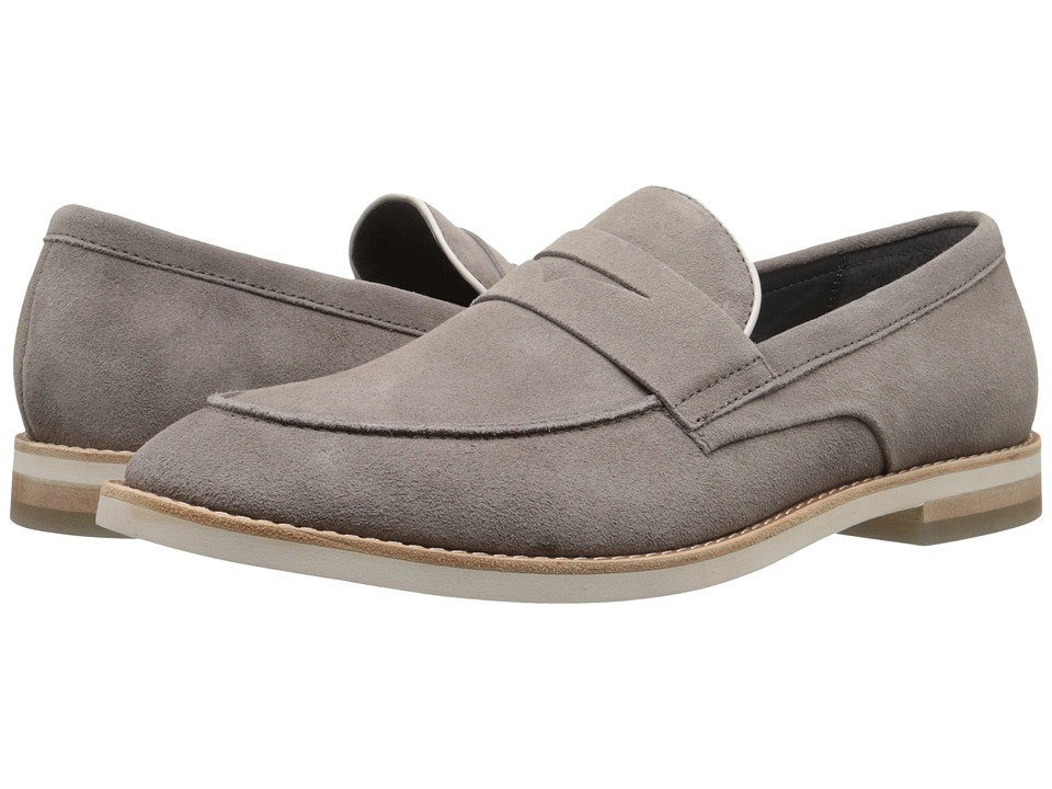 Calvin Klein - Andron (Toffee/Latte Oily Suede/Smooth) Men's Shoes
