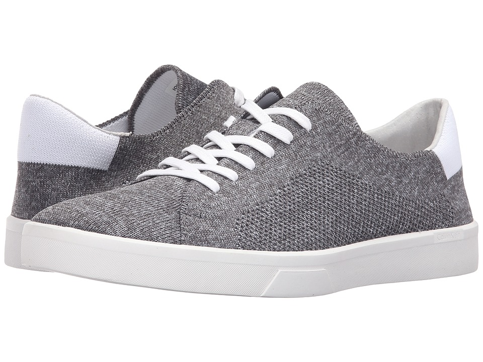 Calvin Klein Ion (Grey Heathered Knit) Men