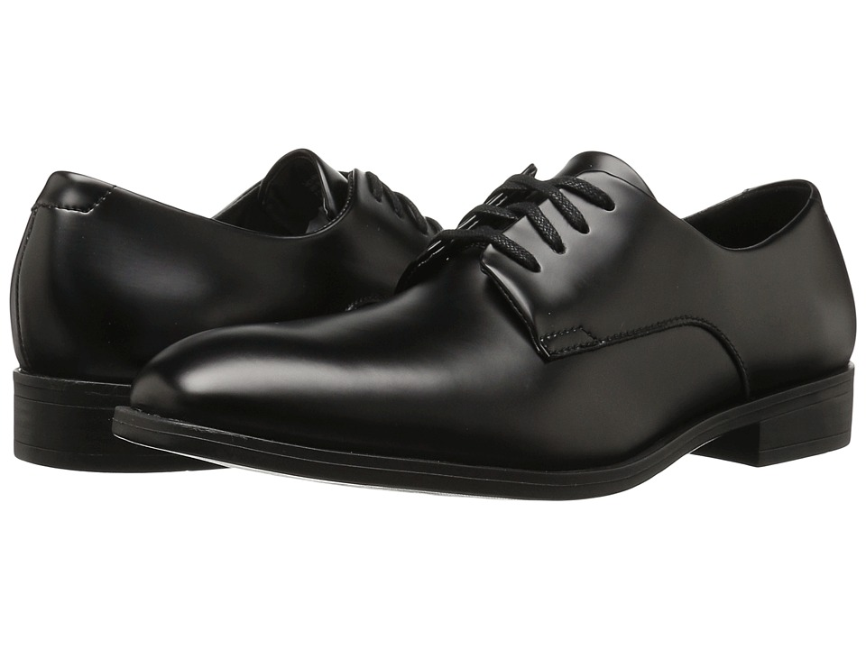 Calvin Klein - Dorrel (Black Box Leather) Men's Shoes