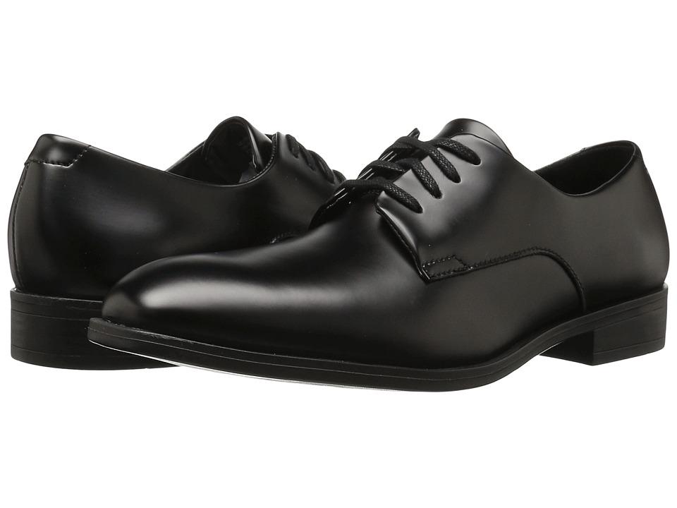 Calvin Klein - Dorrel (Black Box Leather) Men's Shoes