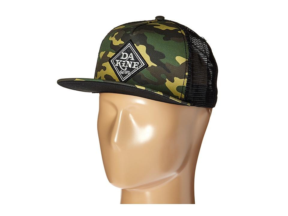 Dakine - Classic Diamond Hat (Camo) Caps