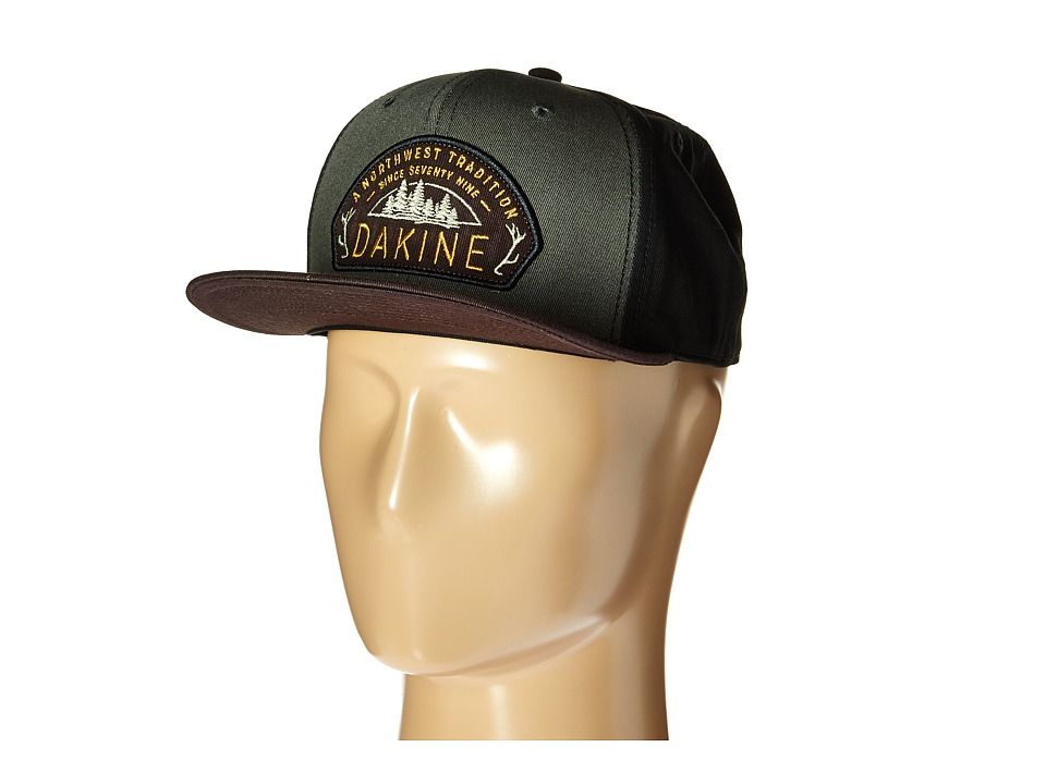 Dakine - Tradition Hat (Forest) Caps