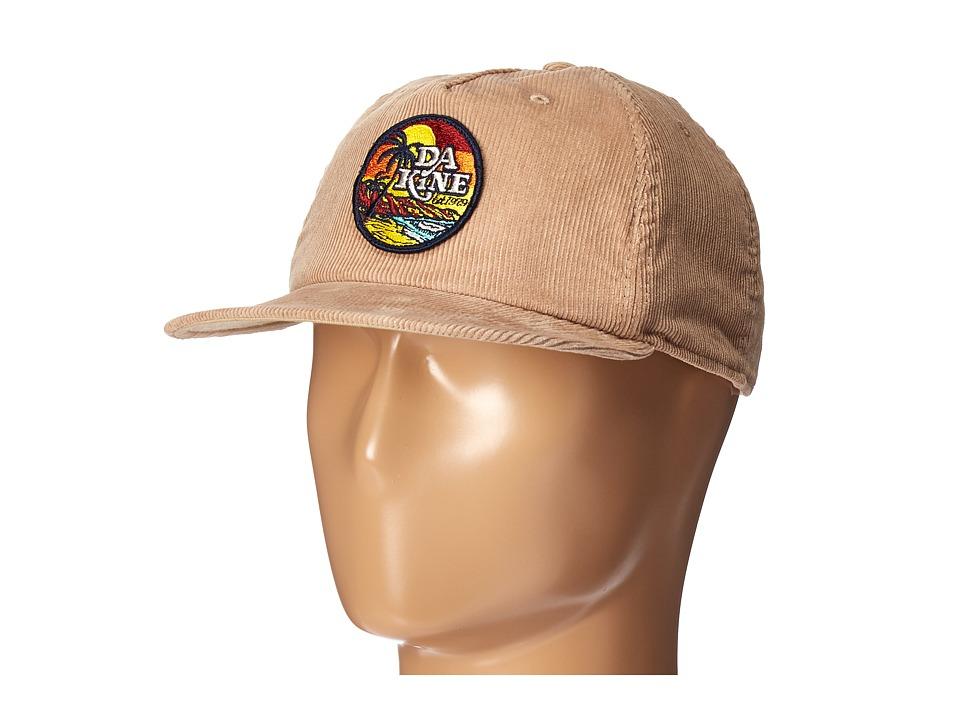 Dakine - Sunny Side Hat (Khaki) Caps