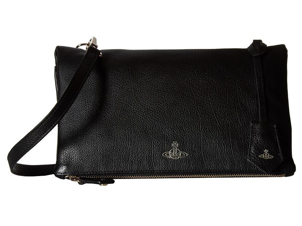 Vivienne Westwood - Balmoral Bag (Black) Handbags