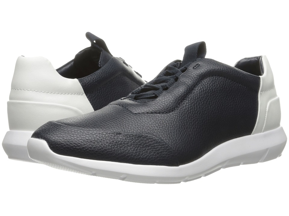 Calvin Klein Sherman (Dark Navy Leather) Men