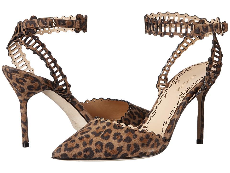 Marchesa - Danamod (Leopard Suede) Women's Shoes