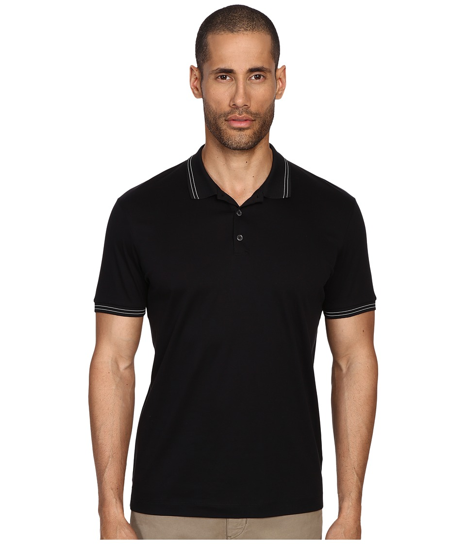 Theory - Boyd TC Tertiary (Black) Men's Clothing
