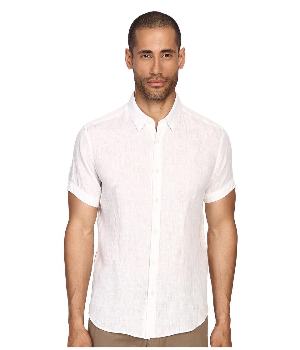Theory - Coppolo Instrumental (White) Men's Clothing