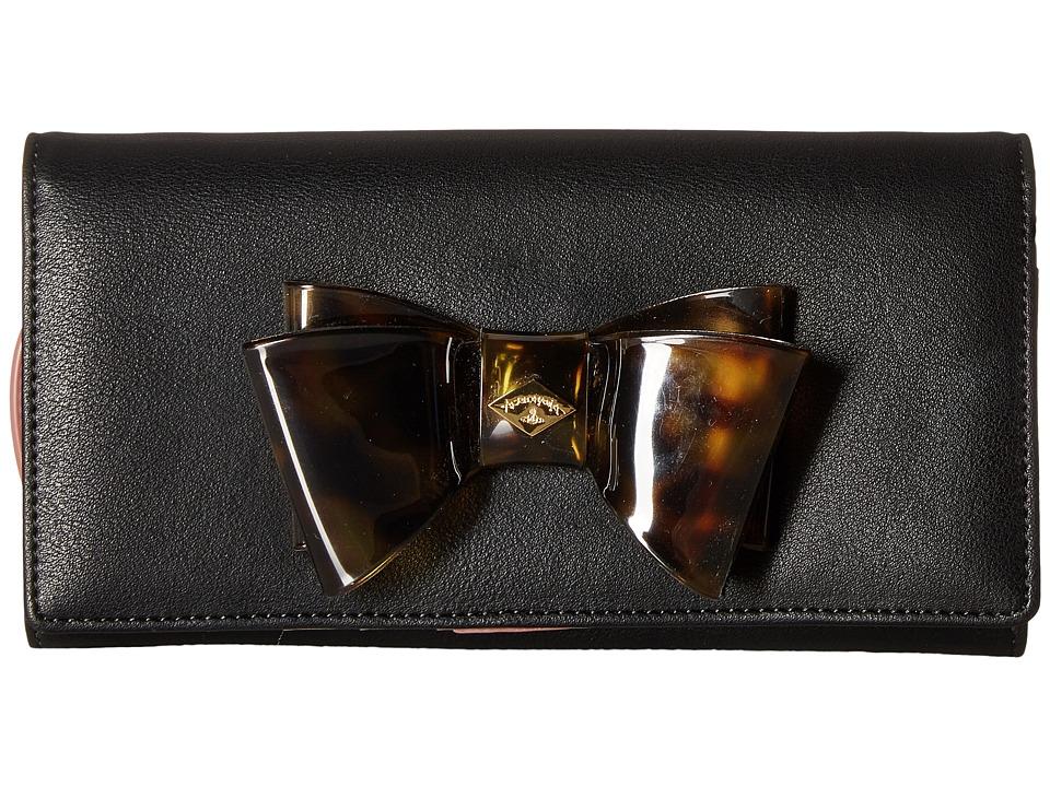 Vivienne Westwood - Somerset (Black) Wallet Handbags