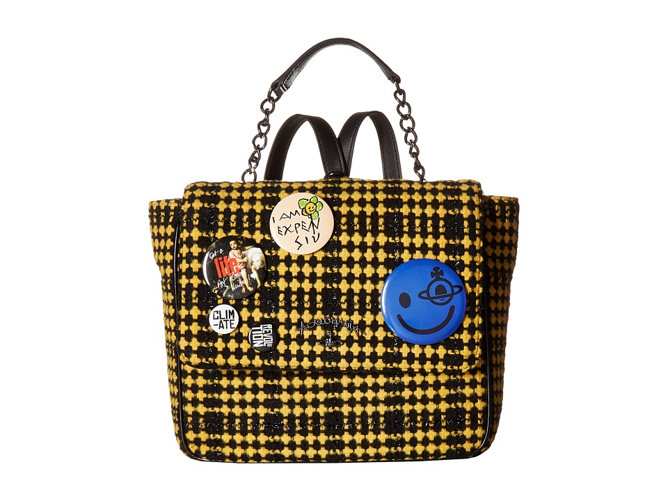 Vivienne Westwood - Avon Bag (Yellow) Handbags