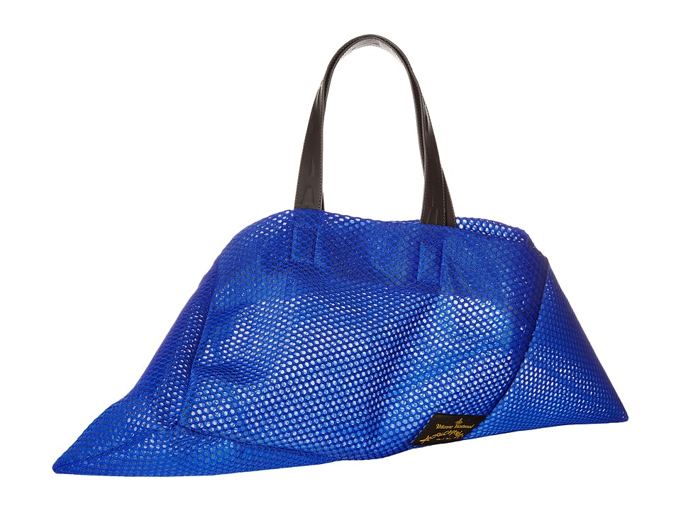 Vivienne Westwood - Kendrick Bag (Blue) Hobo Handbags